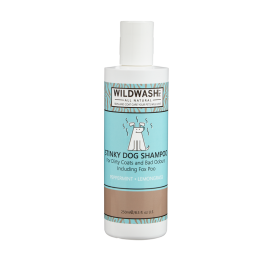 Wild Wash Stinky Dog Shampoo