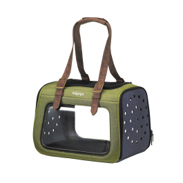 Ibiyaya Portico Mixed-fabric Pet Bag